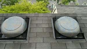 Attic Vent Covers Keep Raccoons Out!