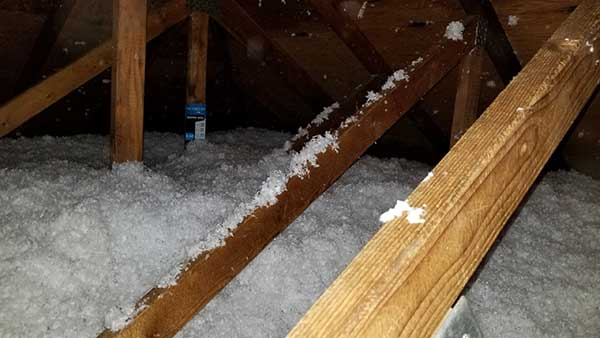 We are experts at insulation replacement
