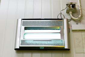 Modern Fly Light Trap